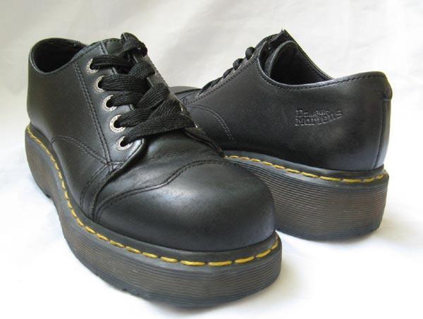 Good Closet Doc Martens Size 9 Womens Black Leather