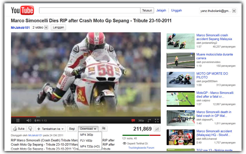 Cara Download Video di Youtube Menggunakan Google Chrome