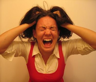 tanda stress kronis