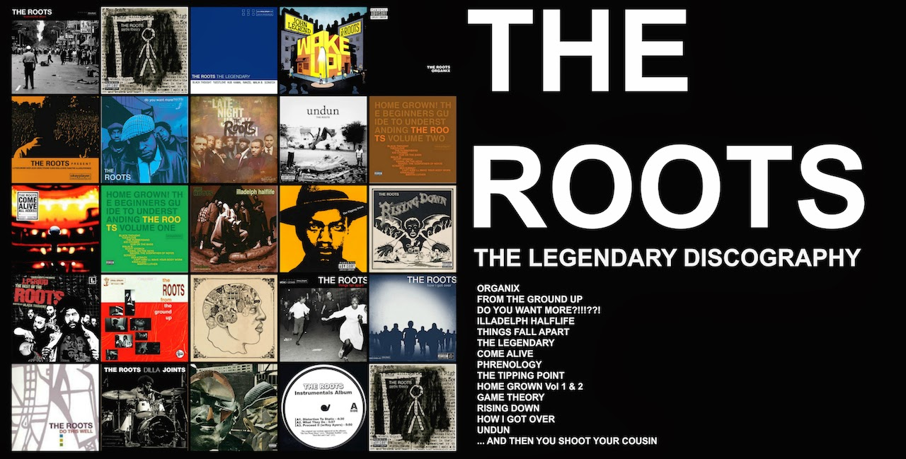 The Roots Discography