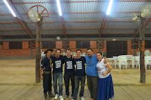 Trabalho realizado no CTG Sentinela da Tradição, na cidade Lucas do Rio Verde/MT
