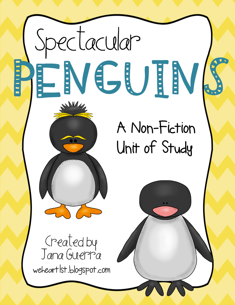 http://www.teacherspayteachers.com/Product/Spectacular-Penguins-A-Non-Fiction-Unit-1118526