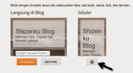 klik icon gear