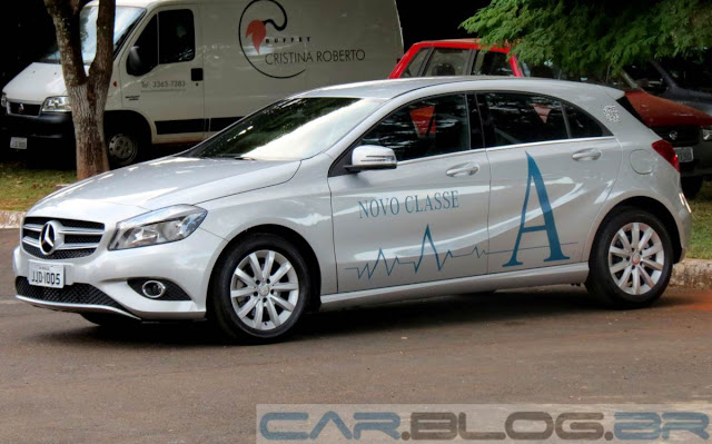 Mercedes A200 Style 2014