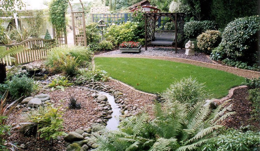 Garden Ideas Guide: Beautiful Small Garden Landscaping Ideas ...