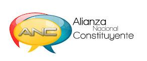 Visita a la Alianza Nacional Constituyente