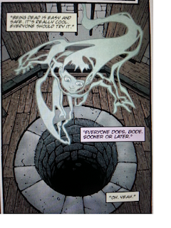 Locke & Key Welcome to Lovecraft favorite quote
