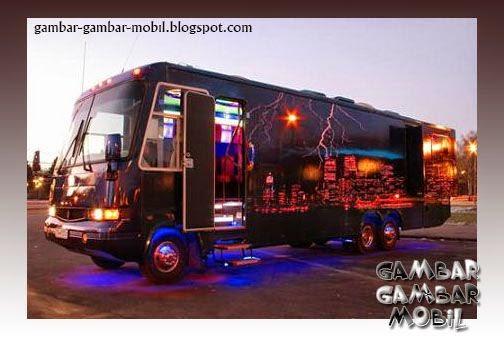 gambar mobil bus keren