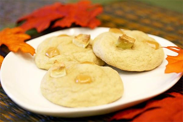 caramel-cookies