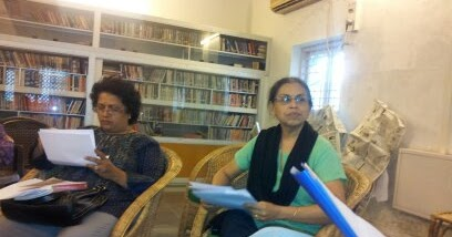 KRG - The Kochi Reading Group: Poetry Session ‒ July 12, 2013
