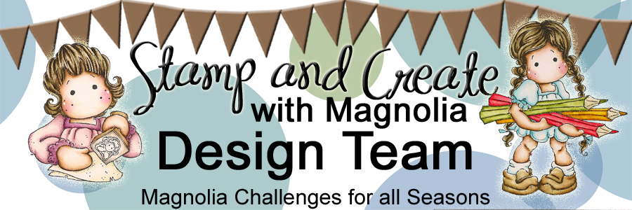 Stamp and Create Magnolia Challenges for all Seasons!