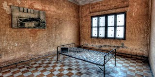Penjara Penyiksaan Angker Tuol Sleng, Kamboja