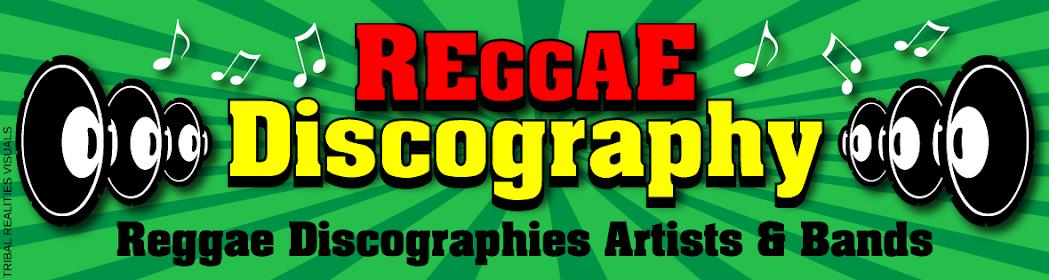 Reggaediscography