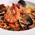 Paella mit Meeresfrüchten & Gemüse
