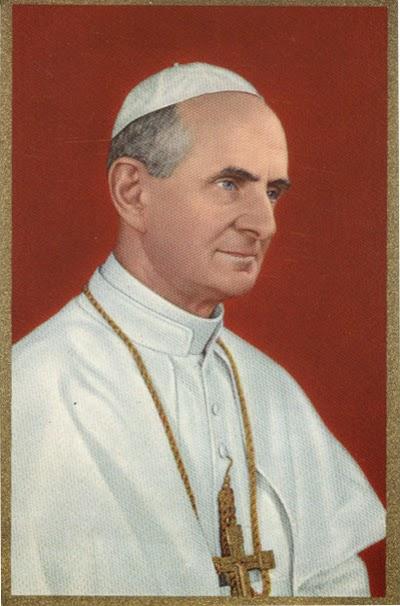 Pablo VI - Giovanni Battista Montini