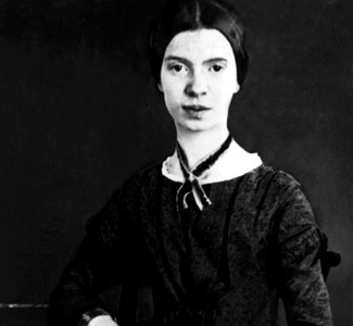 an analysis of the life work of emily dickinson an american poet The american civil war was not a remote event in the life or work of emily dickinson rather, it touched her directly, and she treated it directly  poet and the .