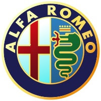 The Alfa Romeo car brand