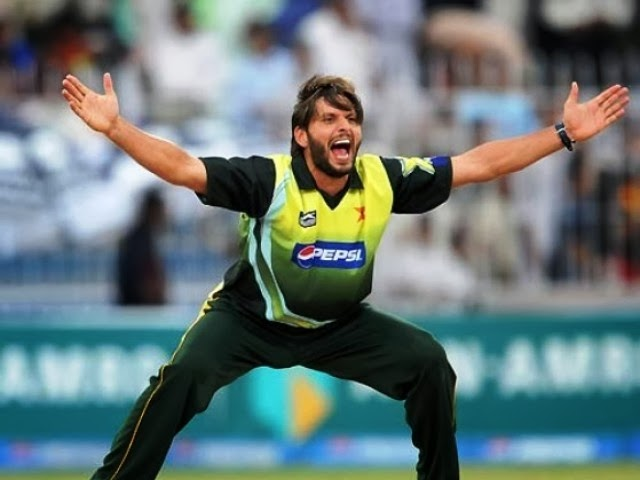 Funny Afridi Wallpapers Latest Pictures