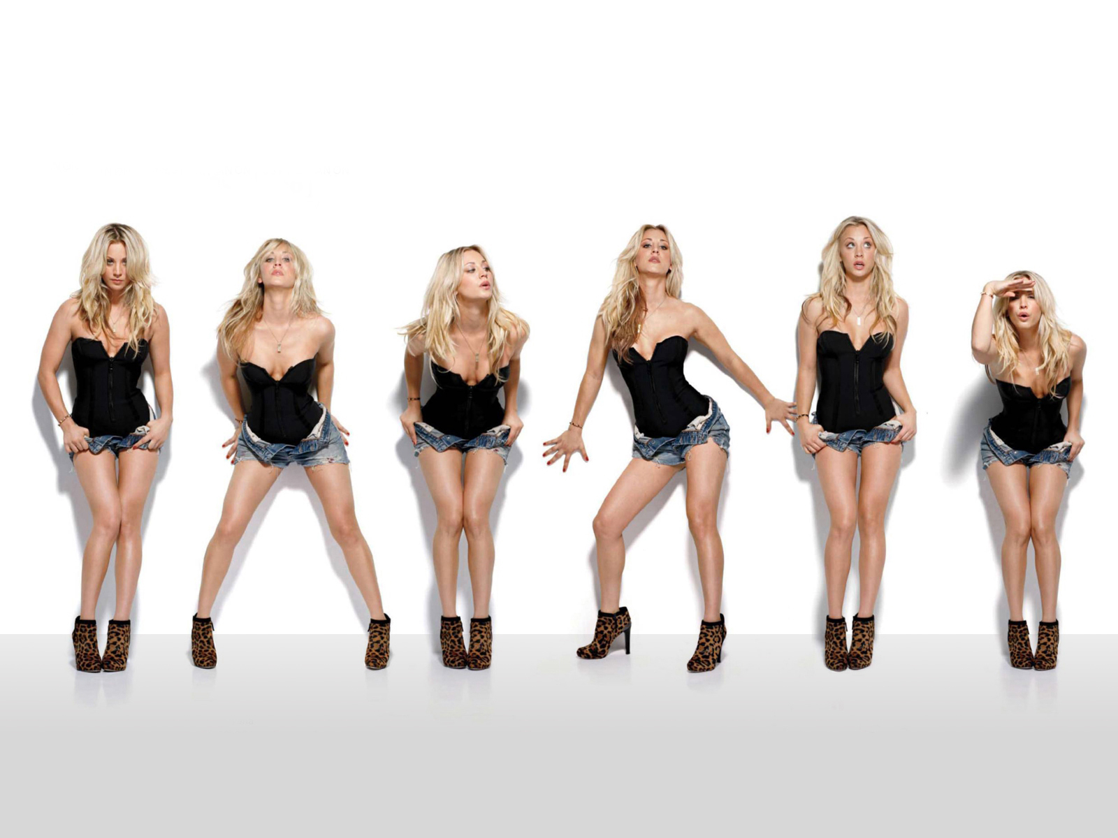Caley Cuoco Penny Big Bang Theory HD Desktop Wallpaper
