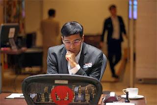 Шахматы: Виши Ананд остановил кровотечение в части 7 - Фото © Официальный сайт