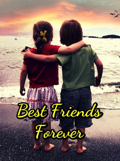 Android Wallpaper Best Friends