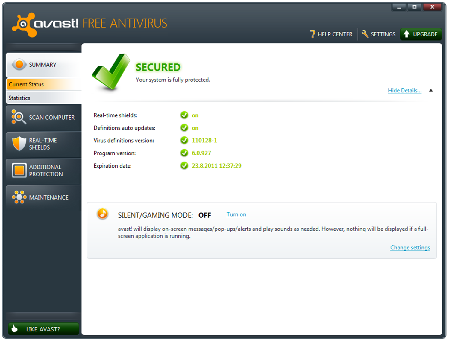 WatFile.com Download Free Free Download Avast Antivirus 8 With 1 Year License Key ~ World Number