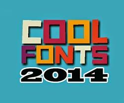 koleksi font keren