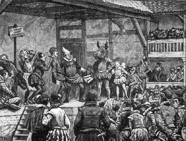 elizabethan era poverty