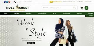 Belanja Busana Muslim Via Toko Online Lebih Mudah
