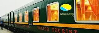Tulico Express Train