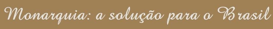 Blog Monarquia Já