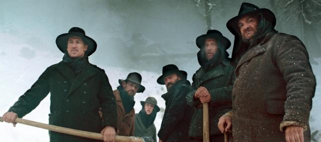 Hình ảnh phim Thung Lũng Tối