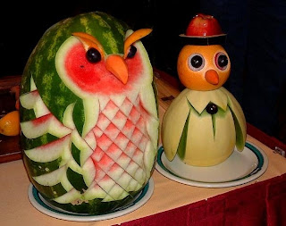 water melon art 2013