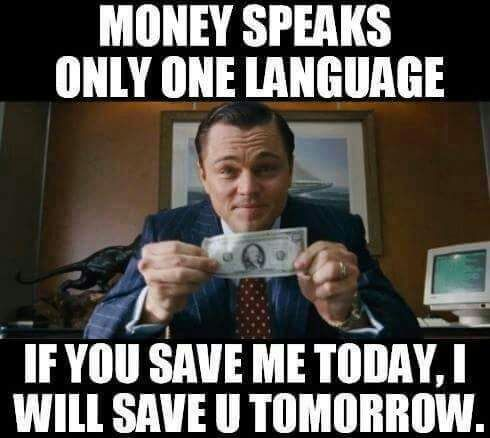 Inspiring Quotes on Money Saving Daily Thoughts