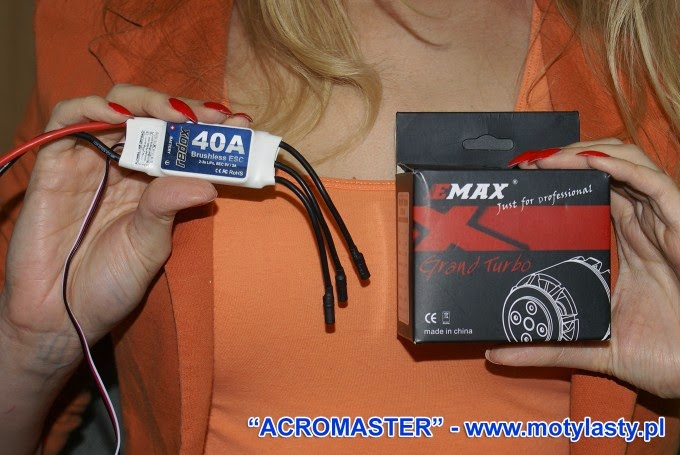 EMAX GT2815/07 REDOX 40A