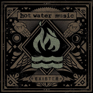 Cover Album Hot Water Music   Exister