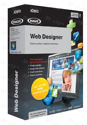 Download Xara Web Designer V9 With Key