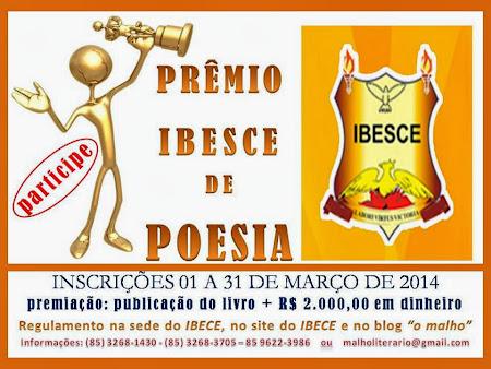 PREMIO IBESCE DE POESIA