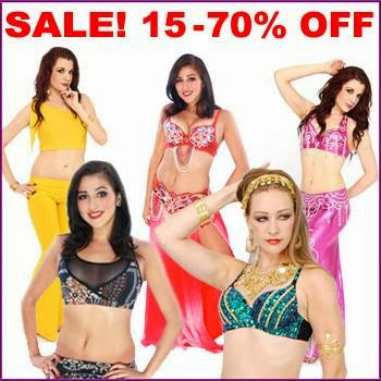 AFFORDABLE BELLYDANCE WEAR