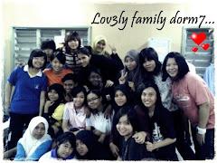 Dorm 7 d lovely family..