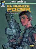 El cuarto poder 3 - Infierno Verde ,Juan Gimenez,Norma Editorial  tienda de comics en México distrito federal, venta de comics en México df