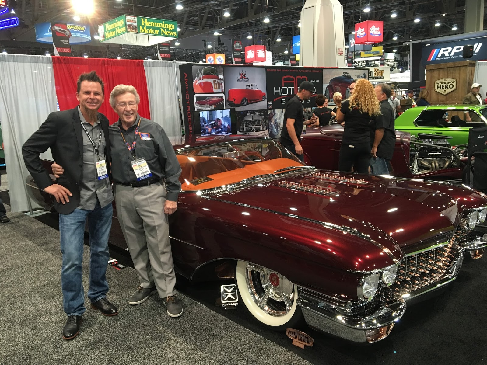 American classics Kindig it Design 1960 Cadillac