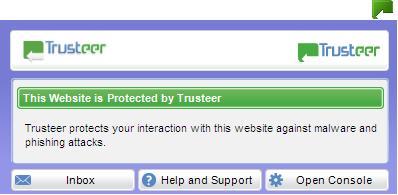 Build trust online with Trusteer Rapport