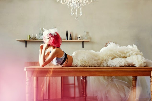 Nicole Jung - First Romance Teasers
