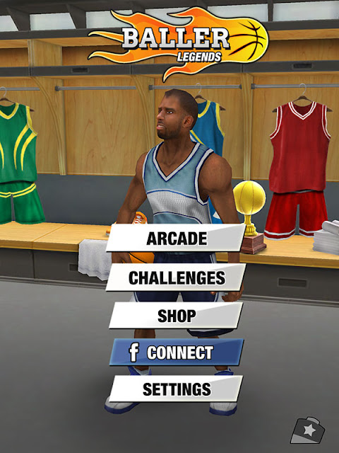 [iOS Hack] Baller Legends Unlimited Coins v1.0.1