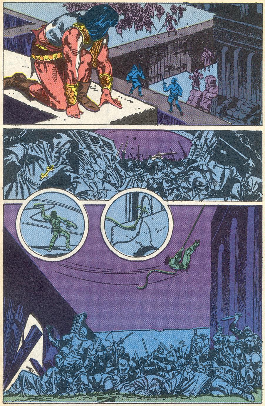 Conan the Barbarian (1970) Issue #231 #243 - English 11