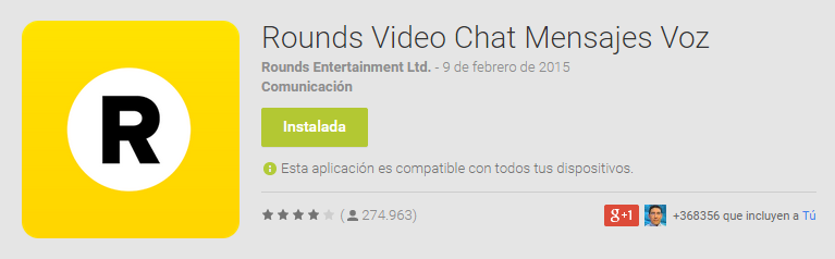 Rounds  para Android