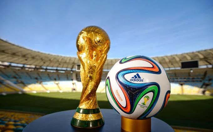 Ini Hasil Laga Piala Dunia Hari ke Empat