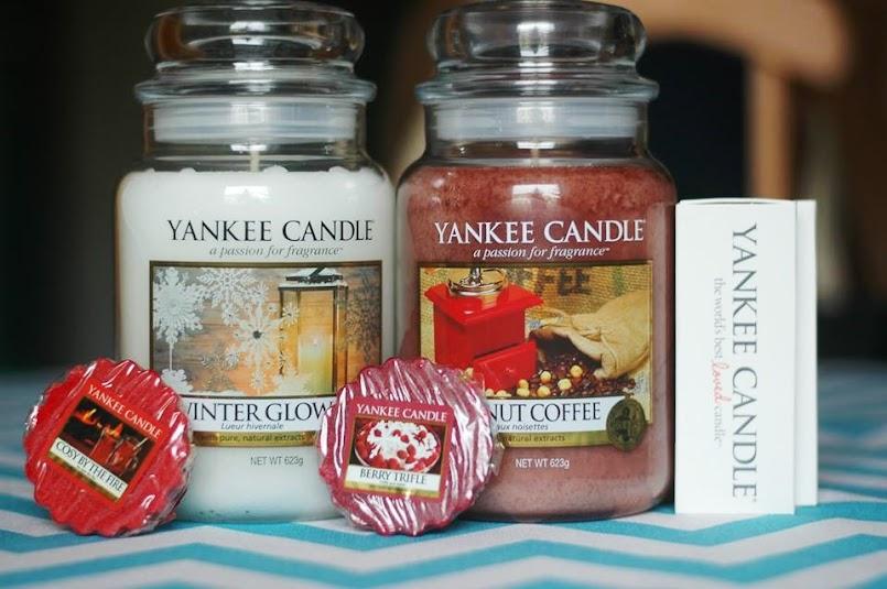 Yankee Candle - Winter Glow