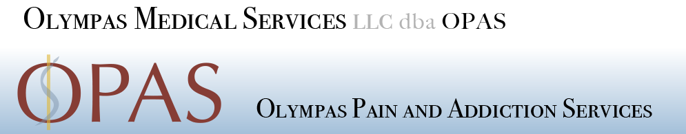 Olympas Pain and Addiction Services (OPAS)